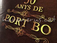 Portada Port-Bo 50 Anys