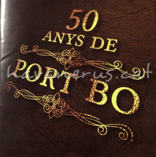 Portada Port-Bo, 50 Anys