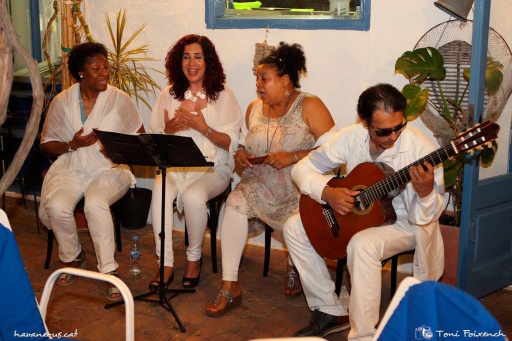 Cantades de prop a 50 Cantada d'havaneres de Calella de Palafrugell