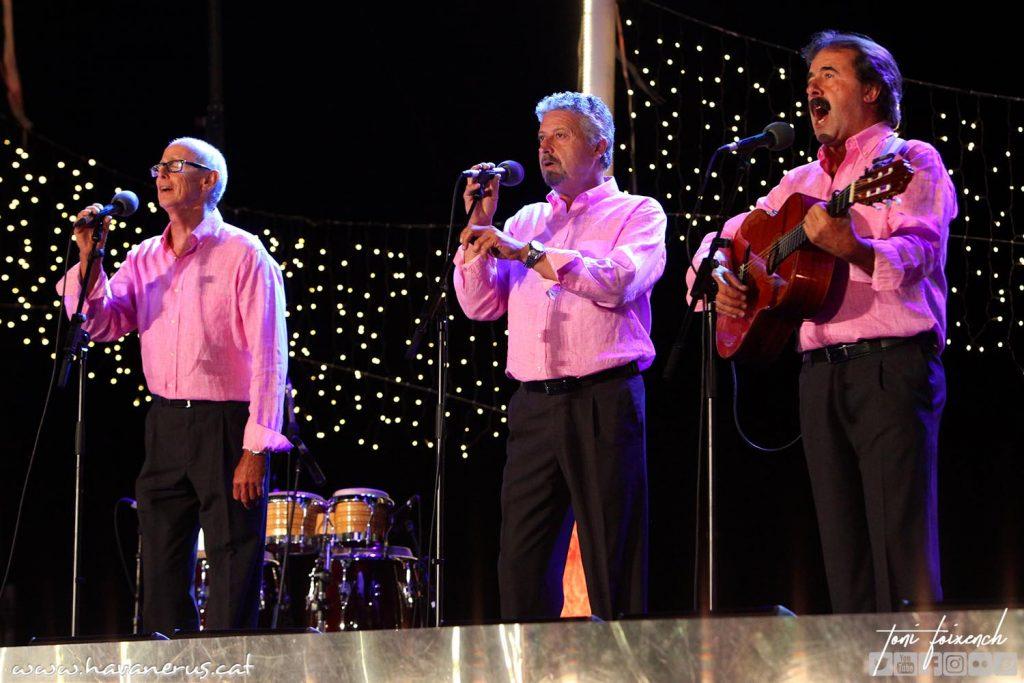 Port-Bo, a la 51 cantada d'Havaneres de Calella de Palafrugell