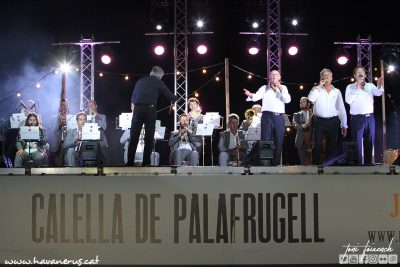 Port-Bo, 54º Cantada d'havaneres de Calella de Palafrugell