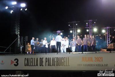 54º Cantada d'havaneres de Calella de Palafrugell