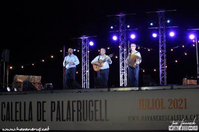 Peix Fregit a la 54º cantada d'havaneres de Calella de Palafrugell